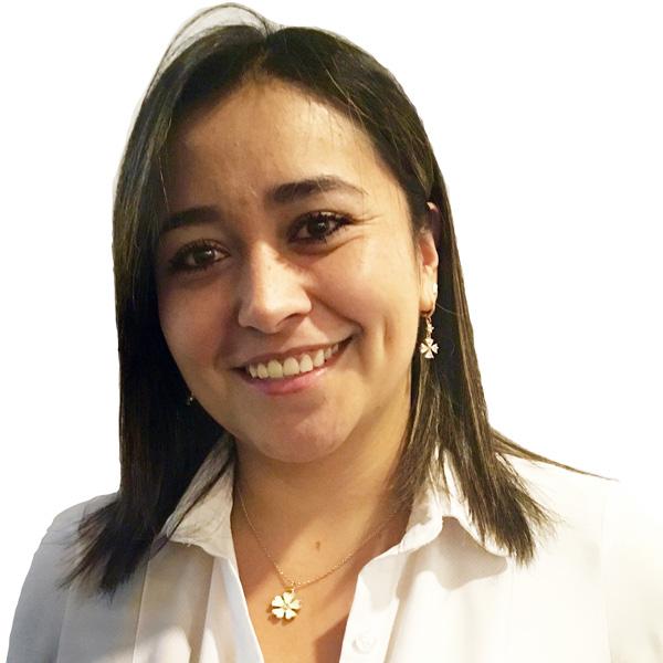Ángela Clavijo, representante de TISOC en Bogotá, Colombia