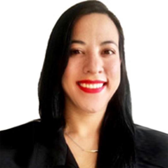 Lucia Gongora, representante de TISOC en México